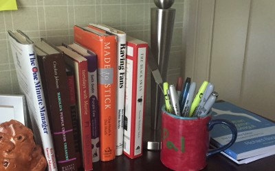 The Books on My Desk