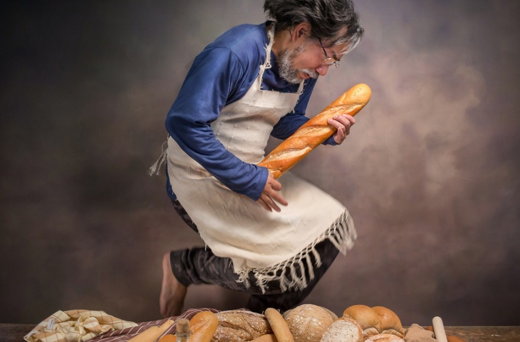 Musicians cannot live on bread alone